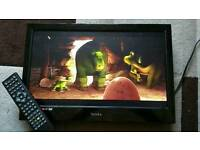 Led tv with built in dvd player