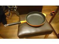 Le Creuset 26cm Cast Iron Frying Pan