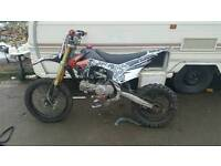 140cc pitbike offers or swaps