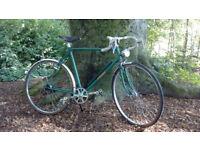 "Raleigh Lenton Sport 1950's - 23"" Reynolds 531 - 4 speed FM Hub - vintage bicycle - retro bike"