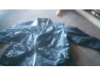 Mens jts bikers leathers