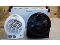 """_""""Great Condition""""_(£45) 2 heaters """"Brand new"""" + Cooler (Honeywell only used on 2 occasions)"""