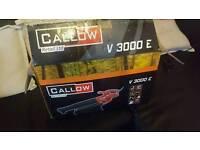 Callow v3000e garden vac and blower