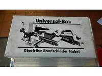 Metal tool box