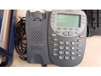 Avaya IP Office 2410 Digital Phone with base stand and RJ-45 cable