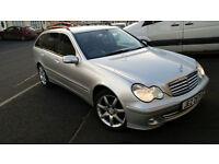 Mercedes Benz C220 Elegance 2005 2.2l
