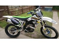2012 Kawasaki Kxf 250 Efi model kxf250 motocross off road enduro dirt bike Crf Rmz Yzf Sxf