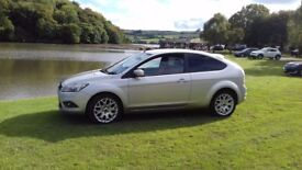 Ford Focus 1.8 Petrol, Mot till July 2018, FSH, Good condition, Company car forces sale, 3 New tyres