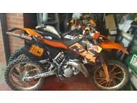 Ktm 125 sx 2002 1050 ono