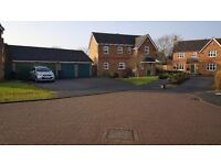 4 BEDROOMS BEAUTIFUL HOME FOR RENT IN MARSTON MORETAINE! HUGE CONSERVATORY AND GARDEN! £1,500p/m