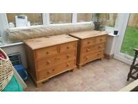 * Reserved awaiting collection* Solid Pine Chest of Drawers