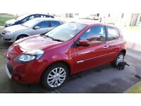 Clio TCE 1.2 looking for swap or P/X 7 seater, 4x4