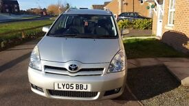 2005 Toyota Verso for sale
