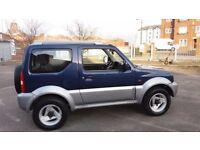 Suzuki jimny 1.3 blue 2003