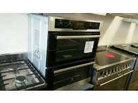 Ex display never been used ...Electrolux built under electric double oven !!