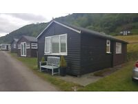Chalet clarach bay mid wales for sale