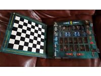 Lego Knights Chess Set