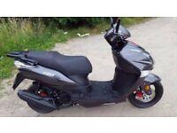 Lexmoto FMX 125 cc Scooter 2016 £795 ono