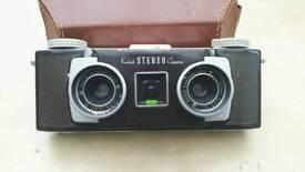 Vintage kodak stereo 35mm camera