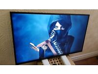 SONY BRAVIA 43-inch SUPER Smart 4K ACTIVE HDR UHD LED TV-43XE7093,built in Wifi,Freeview HD