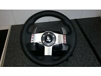 Logitech g27 steering wheel for pc