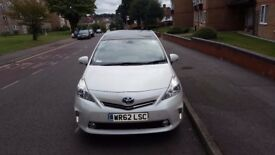 AUTOMATIC,7 SEATS TOYOTA PRIUS+,FULLY LOADED,PART- EX POSIBLE