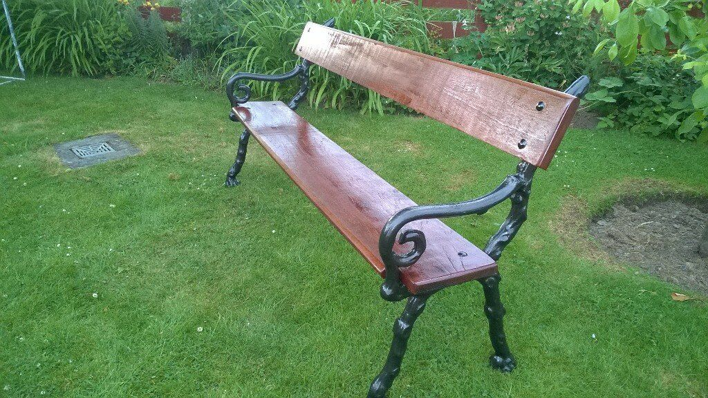 Victorian Ends Garden Bench In Perth Perth And Kinross
