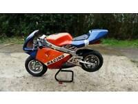 Mini 50cc sport bike