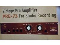 Golden Age Pre-73 Vintage Pre Amplifier.