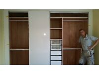Carpenter/custom fitted wardrobe