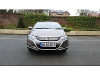 Honda Insight 2010 (60) 1.3 ES CVT HYBRID 5 DOORS WITH FULL HONDA MAIN DEALER HISTORY HPI CLEAR