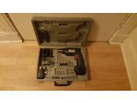 Lynx cordless drill in box
