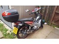 2014 honda wave 110i for sale low mileage imacculate