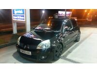 RENAULT CLIO 182 55 PLATE WEE POCKET ROCKET MODDED MAY PX SWAP