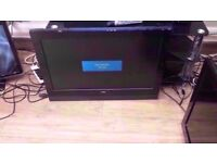"""32"""" Full HD 1080p Freeview LCD TV £45"""