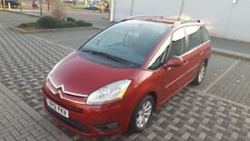 Citroen Grand C4 Picasso Facelift 1.6 HDi 16v VTR+ (One Previous Owner)