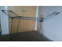 Colapsable Cloths Airer in good condition