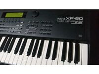 ROLAND XP60 with case