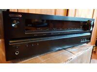 ONKYO TX-SR309 5.1 Channel 100 Watt Receiver Home Theater TXSR309 A/V Receiver TXR 309 AV