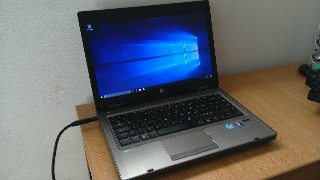Hp Probook 6460b Business Laptop I5 3gb Ram 250gb Hdd