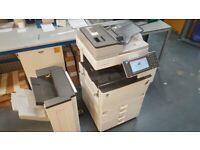 Ricoh MP C4502 Colour Multifunction Printer Scanner Copier