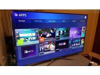 58 inch tv Samsung