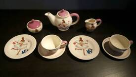 Childs Tea Set Whittard of Chelsea