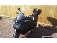yamaha majesty 400 cc great scooter with new MOT