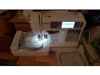 Embroidery & Sewing Machine Brother innovis 955