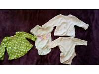 Baby girl clothes 0-3month