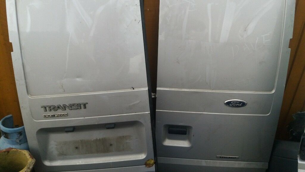 mk7 rear doors