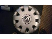 VW 15 inch wheel trim
