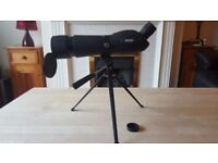 Zennox Spotting Scope 20-60x60 + Tripod + Bag