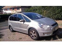 Ford S-Max (Automatic)